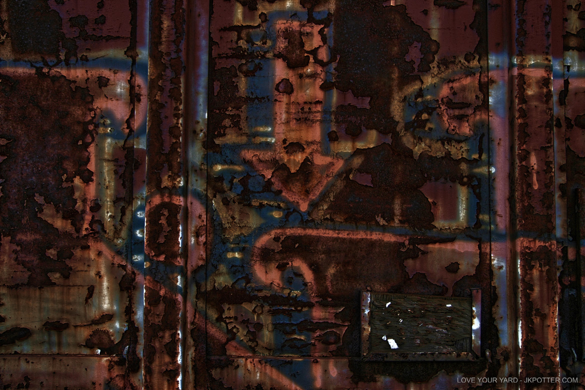 rust, tags, graffiti, boxcar, train, boxcar tags, railroad graffiti, freight train graffiti, rail art, rail graffiti, boxcar, freight, moniker