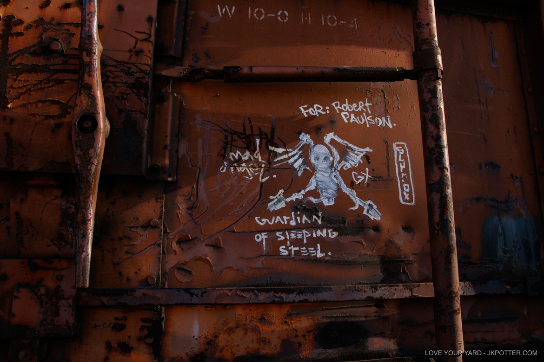 angel, tags, graffiti, boxcar, train, boxcar tags, railroad graffiti, freight train graffiti, rail art, rail graffiti, boxcar, freight, moniker