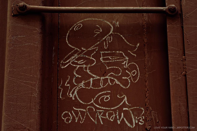 old crow, tags, graffiti, boxcar, train, boxcar tags, railroad graffiti, freight train graffiti, rail art, rail graffiti, boxcar, freight, moniker